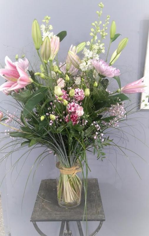 Bouquet pour buffet ou table d'entrée